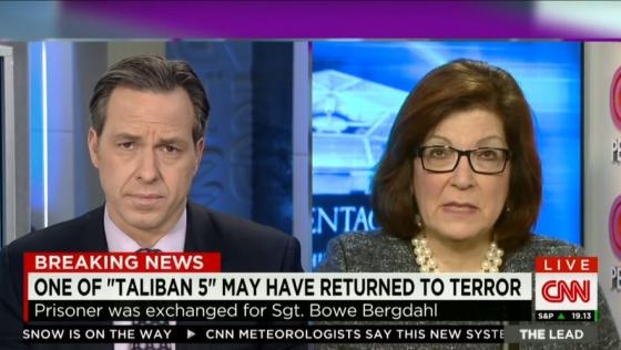 Networks Fail to Cover News Taliban Detainee Swapped for Bergdahl Trying to Rejoin Terrorist Group