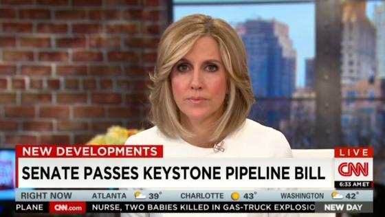Networks Continue to Show No Interest in Covering Senates Passage of Keystone Pipeline