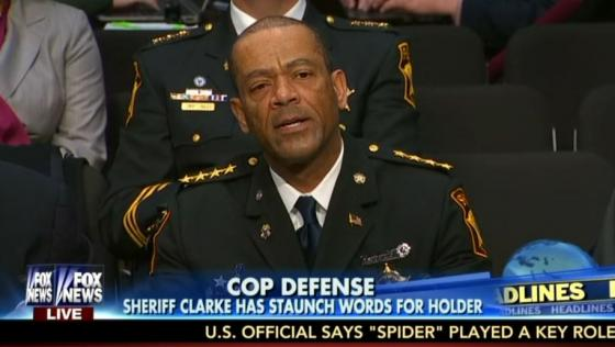 Nets Skip Sheriff's Congressional Slam of Eric Holder and His 'Ugly' Comments