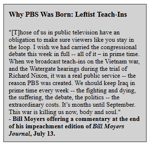 Why PBS Was Born